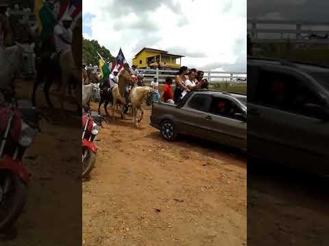 Cavalgada em araguanã Maranhão!
