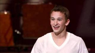 SYTYCD Season 7, Kent Boyd's Audition