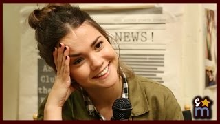 Maia Mitchell Reveals Worst Audition Ever Story! | Interview