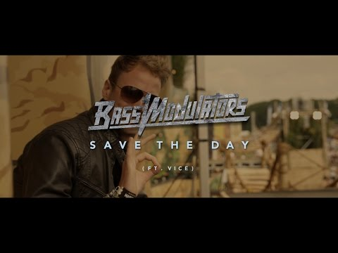 Bass Modulators Ft. Vice - Save The Day (Official Music Video) Mp3