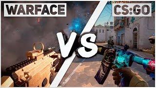 WARFACE или CS:GO? Что Лучше Warface или Cs:Go?