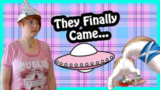 The Weirdest Thing EVER Happened (Aliens In Scotland?)