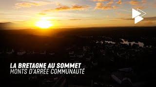 Vignette d'une vidéo BELT Production - La Bretagne au sommet - Monts d'Arrée Communauté