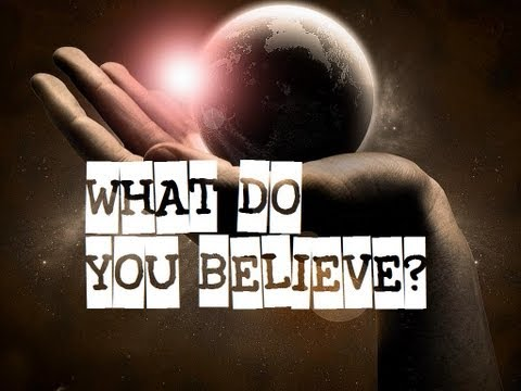 What You Believe! – Law Of Attraction – Part 1 – (Success is just a thought away!)
