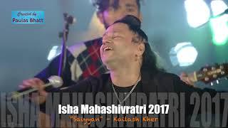 """Kailash Kher - """"Saiyyan"""" (Live)"""