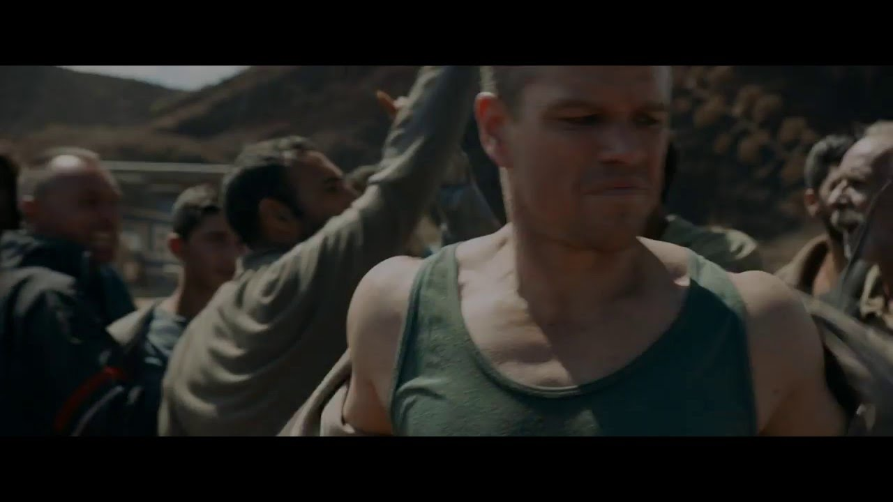 Trailer för Jason Bourne