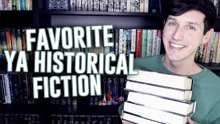MY FAVORITE YA HISTORICAL FICTION BOOKS!