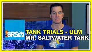 Mr. Saltwater Tank and Ultra Low Maintenance | BRStv Tank Trials EP10