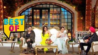Akshay-Kareena Share Good Newwz With Kapil's🌟100th Episode🌟|Best of Uncensored|The Kapil Sharma Show