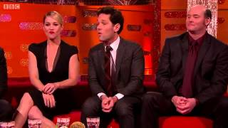 The Graham norton show (season 14 and episode 11  PART 1 ) New year's special