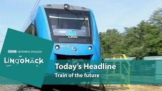 Train of the future: Lingohack