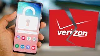 Unlock Verizon Galaxy S10 5G, S10 Plus, S10 or S10E Instantly via USB Remotely – Permanent Service