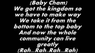 Baby Cham Feat. Akon - Ghetto story 3 LYRICS