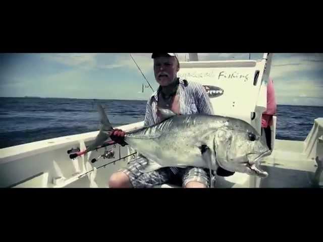"""Tropical Fishing :  le """"teaser"""" de votre prochaine aventure de pêche extrême à Mitsio (Madagascar)"""