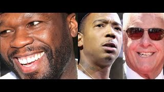 JA RULE REACTS to 50 CEnt Buying 200 Seats FOR CHEAP at His Concert, Ric Flair Responds Sauce Walka