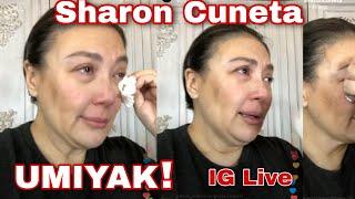SHARON CUNETA,EMOTIONAL SA KANYANG IG Live|ABS-CBN SHUTDOWN!