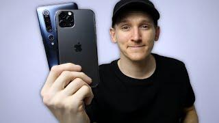 Xiaomi Mi 10 Pro 5G vs Apple iPhone 11 Pro