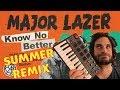 Pandrezz SUMMER REMIX : Know no Better - MAJOR LAZER (Full Audio)