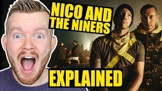 """""""Nico and the Niners"""" Music Video DEEPER MEANING   Twenty One Pilots Lyrics Explained"""