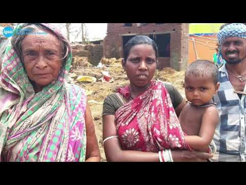 Support Victims Affected by Cyclone Fani in Odisha