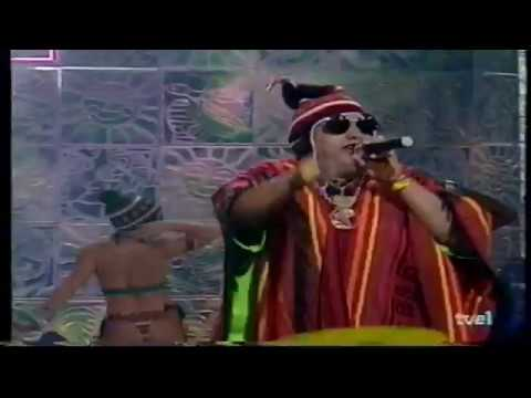 KING AFRICA El humahuaqueño (Carnaval2001)