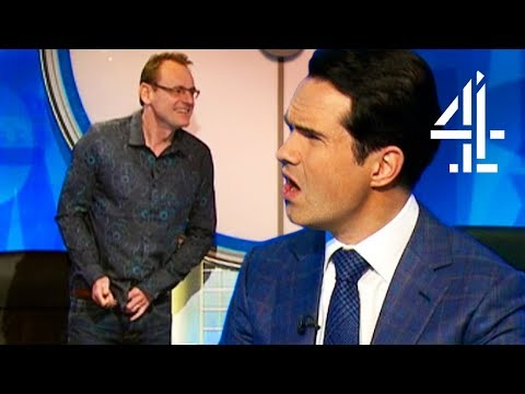 Sean Lock – To nejlepší z 8 Out Of 10 Cats Does Countdown #3