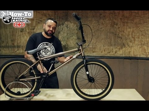 BMX Basics: Explaining Frame Dimensions