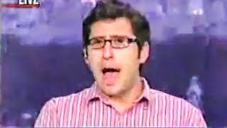 Old School Sam Seder Launches CNN's War On Christmas