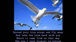 Anne Murray - Snowbird (with lyrics)