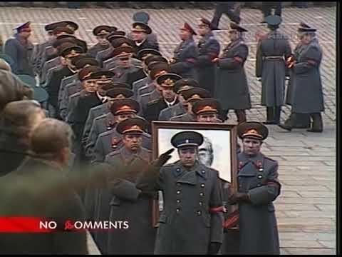 Брежнев. Похороны 15.11.1982 - no comments