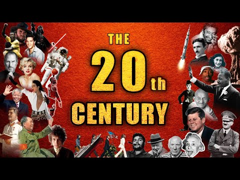 Experience the Entire 20th Century in 16 Minutes!