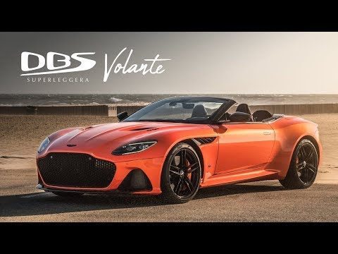 External Review Video pqByOMCqxkQ for Aston Martin DBS Superleggera Volante (GT)