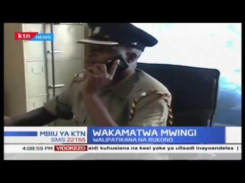 Watahaniwa watatu wa KCSE Mwingi wafumaniwa wakiiba mtihani