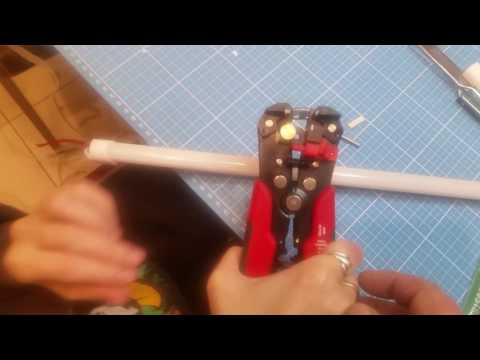 How to use Banggood Crimp Tool first time DIY Lesson for Women with women