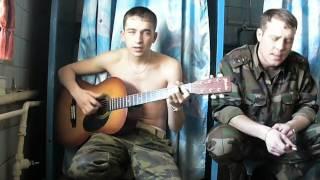 Провожают в армию меня
