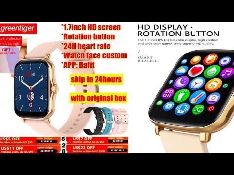 Смарт часы Y20 P8 Plus Smart watch