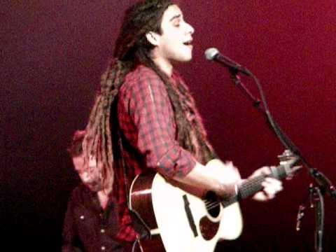 Jason Castro at The Porch Wait (For a Miracle)