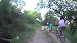 preview picture of video 'de Jalpa a Rancho los Rodriguez en bici'