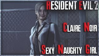 Sexy Naughty Claire For Resident Evil 2