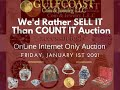 End of 2020, Beginning of 2021 at Gulfcoast Coin & Jewelry