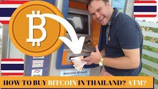 Ist es legal, Bitcoin in Thailand zu kaufen