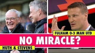 Have players given up on Ranieri?   Fulham 0-3 Man Utd   Astro SuperSport