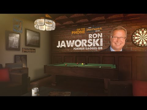 Ron Jaworski Talks Eagles, Pats, Steelers & More w/Dan Patrick | Full Interview | 1/12/18