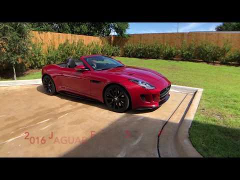 Pre-Owned 2016 Jaguar F-Type S