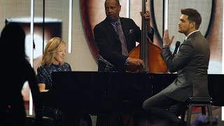 """Diana Krall and Michael Bublé perform """"Love""""   Live at The 2018 JUNO Awards"""