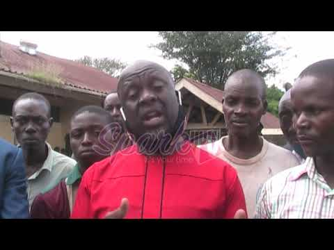 Patricko Mujuuka kicks off with election campaigns