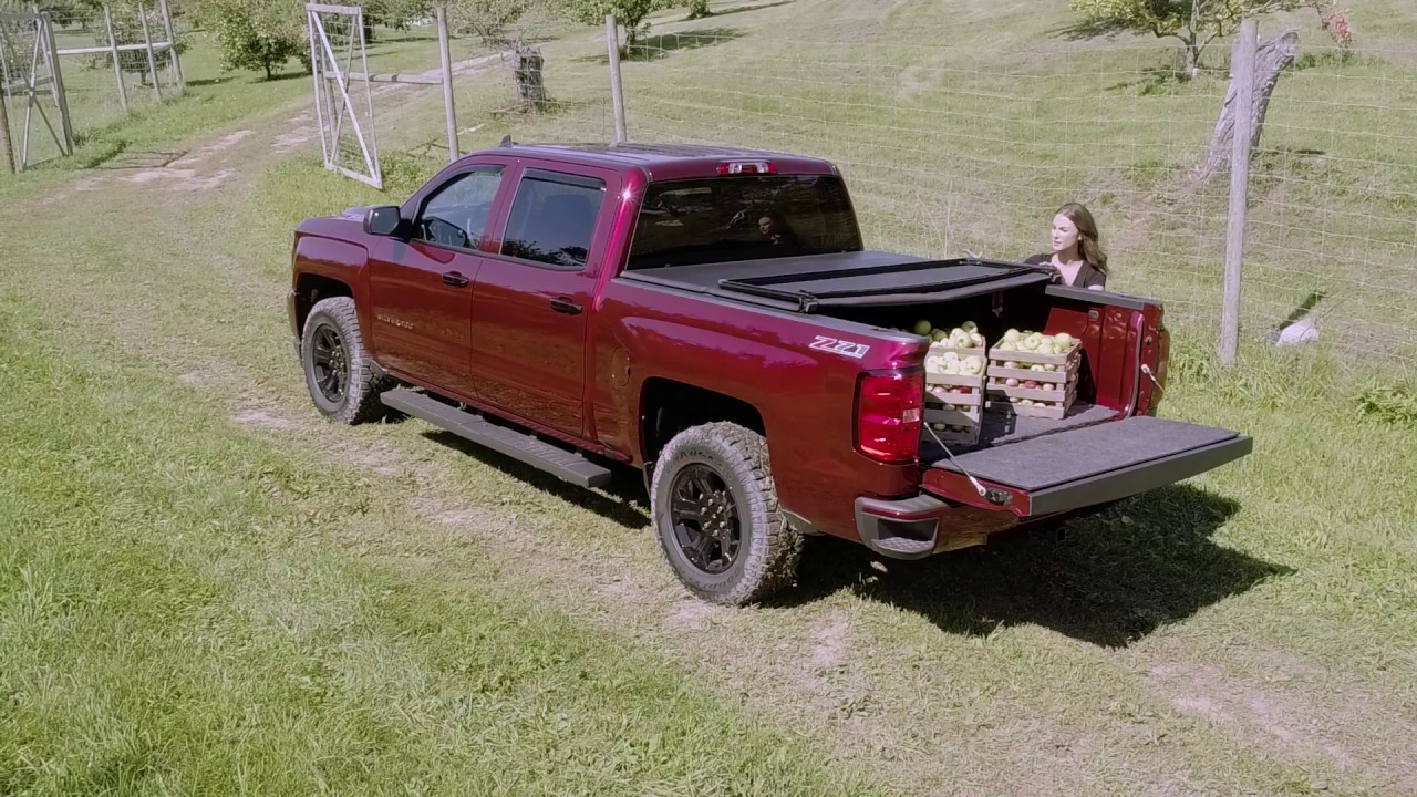 Trifecta 2 0 Toolbox Soft Folding Truck Bed Cover Extang