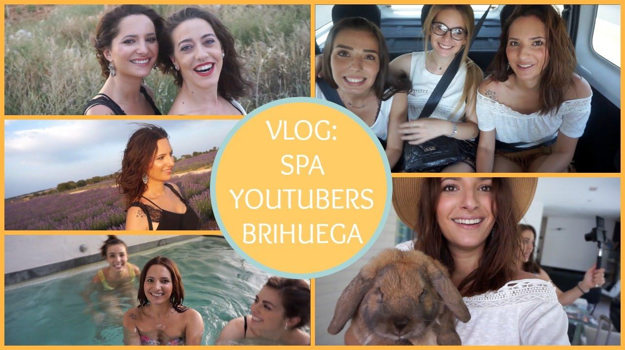 VLOG: Viaje Spa con Youtubers! Guadalajara
