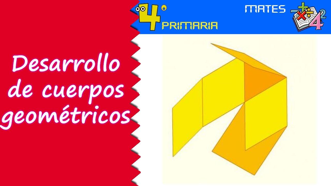 Matemáticas. 4º Primaria. Tema 2. Cuerpos geométricos y figuras planas
