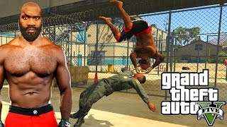 Grand Theft Auto V: Hardest Knockouts (K.Os) #3 (MMA Skills Punches Brutal Kills funny Deaths)